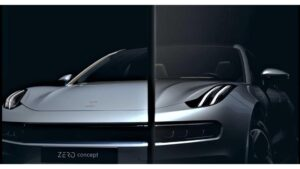 Geely/ Volvo Joint Venture gibt Ausblick auf Lynk & Co Zero Concept E-Auto