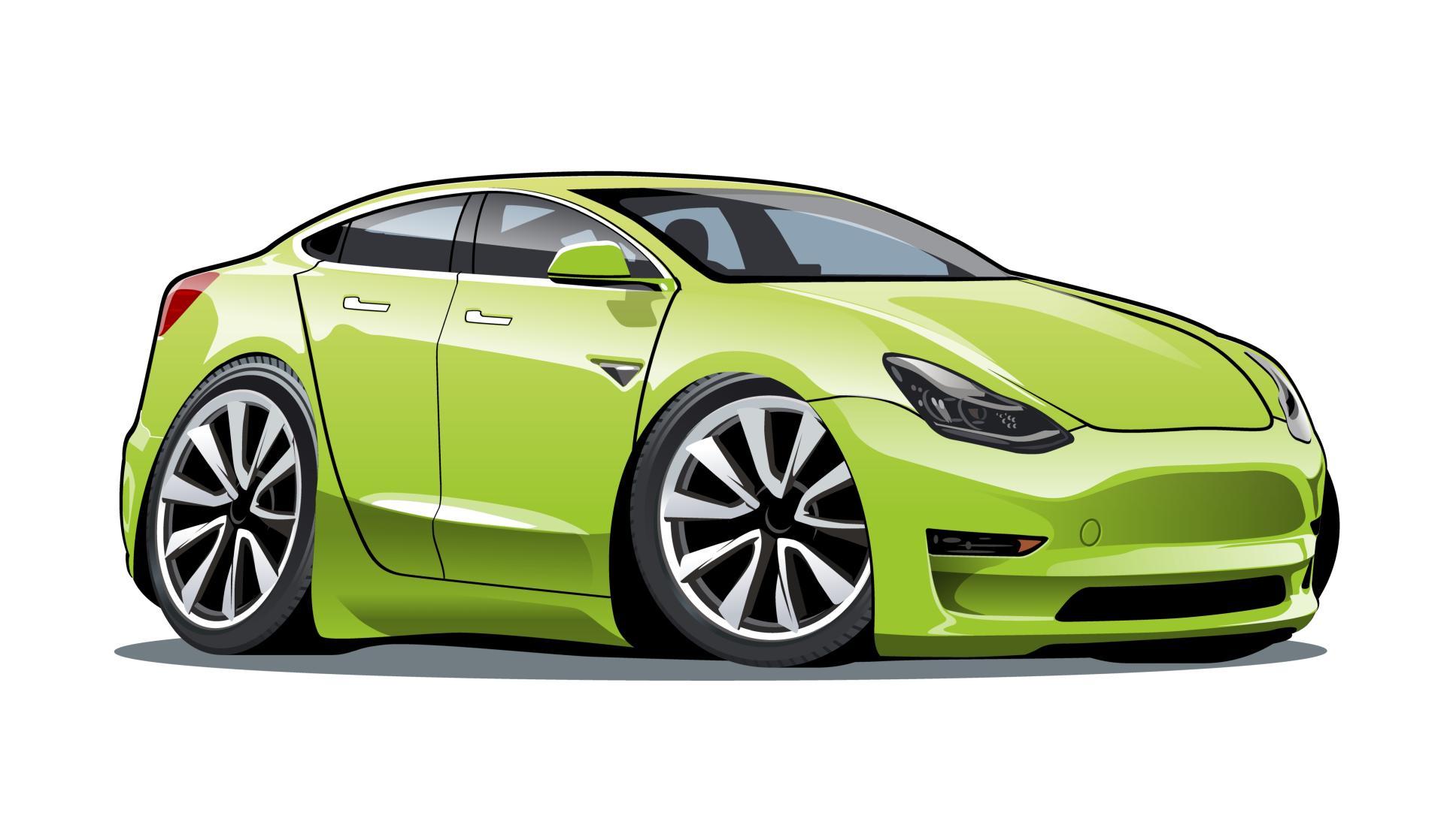 Tesla kündigt 25.000 USD E-Auto an - kommt es auf Basis VW MEB-Entry-Plattform?