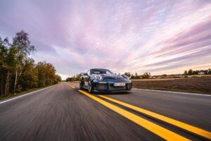 Porsche & e-fuel: Wasser + Luft = Sprit