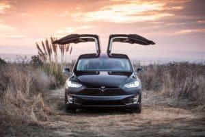 Tesla Model X Maximum Range