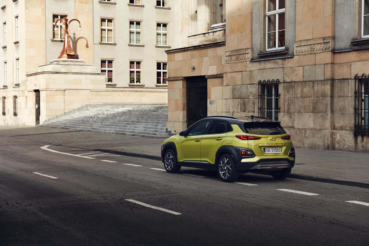Elektro-SUV und E-Crossover: Spitzenposition am europäischen E-Auto-Markt