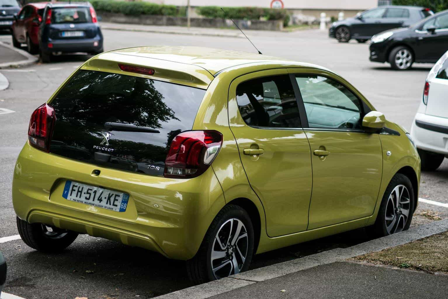 Peugeot soll Mini-Crossover e-1008 als Ersatz für 108 planen