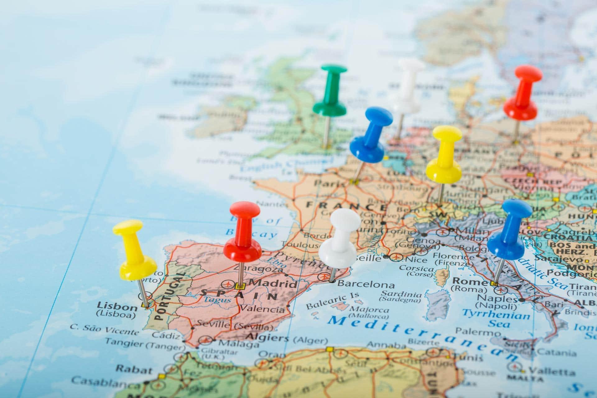Deutschland dominiert Elektroauto-Zulassungen in Europa
