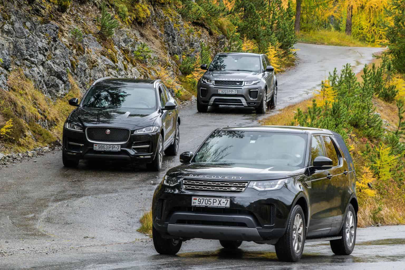 Covid-19 führt zu Verschiebung E-Auto-Pläne bei Jaguar und Range Rover