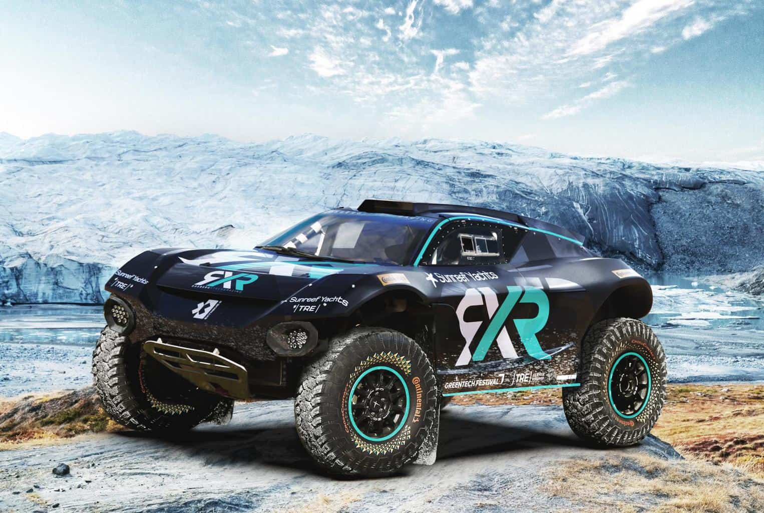 Nach Hamilton zieht es auch Nico Rosberg zur E-Rallye-Serie Extreme E