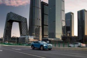 Audi bringt mit FAW E-Autos auf Basis der PPE-Plattform nach China