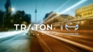 TRATON und Hino bündeln Kräfte für E-Nutzfahrzeuge mit Batterie und Brennstoffzelle