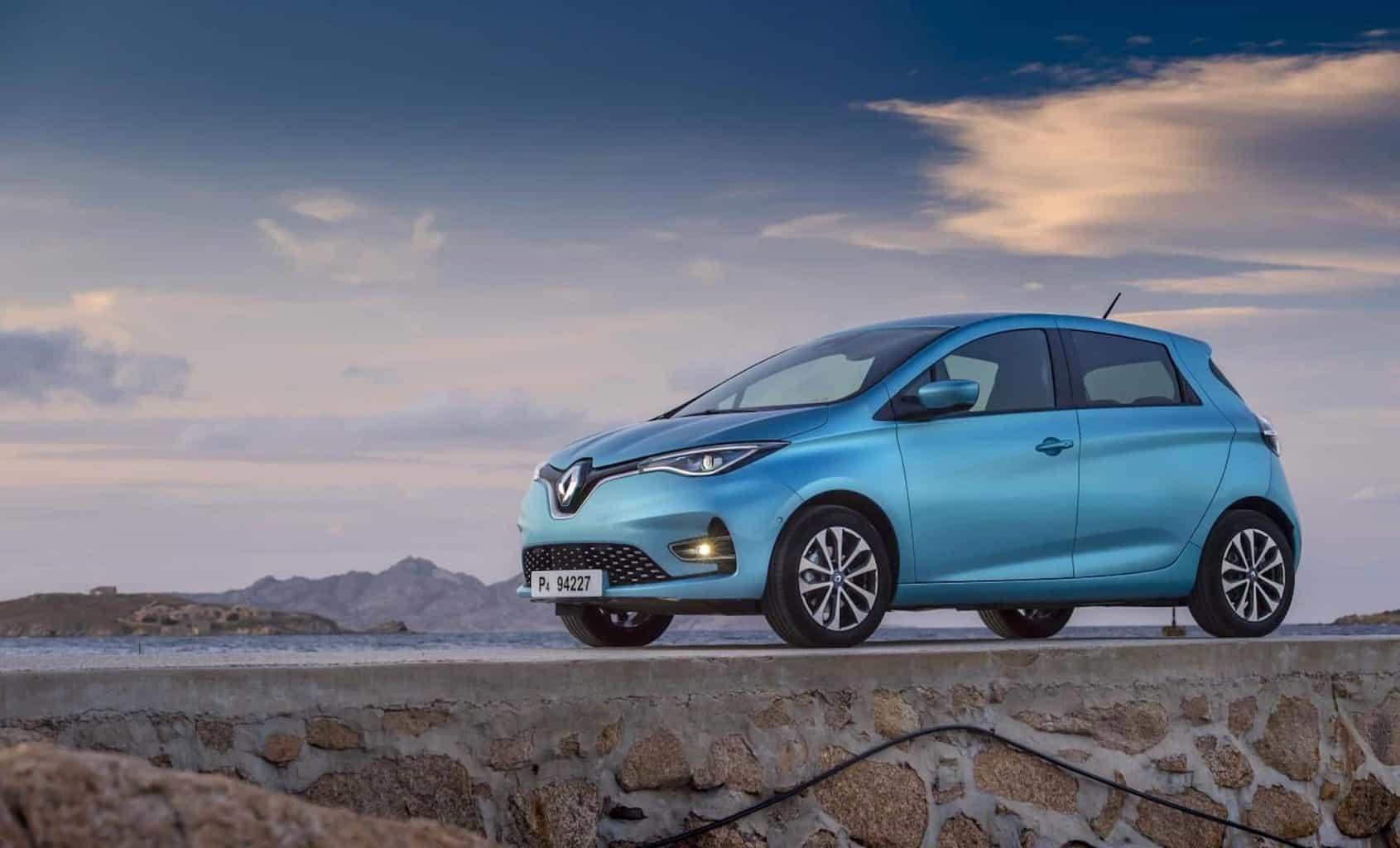 Elektroauto-Studie-Renault