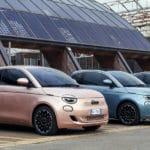 Batterieknappheit: Produktionsrückgang beim elektrischen Fiat 500