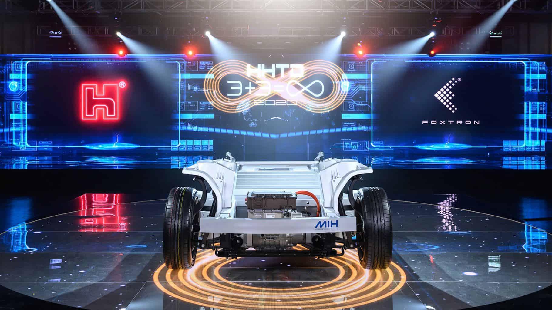 Foxconn-Elektroauto-Plattform-MIH