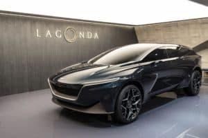 Mercedes-Benz könnte E-Autopläne von Aston Martin wiederbeleben