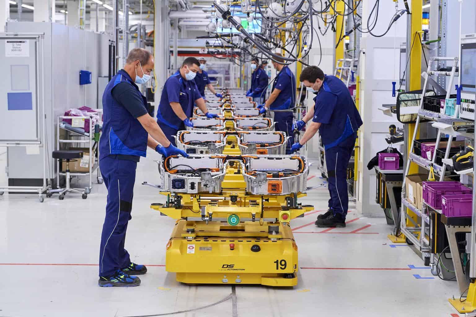 """BMW: """"Elektromobilität ist substantieller Wachstumstreiber"""""""