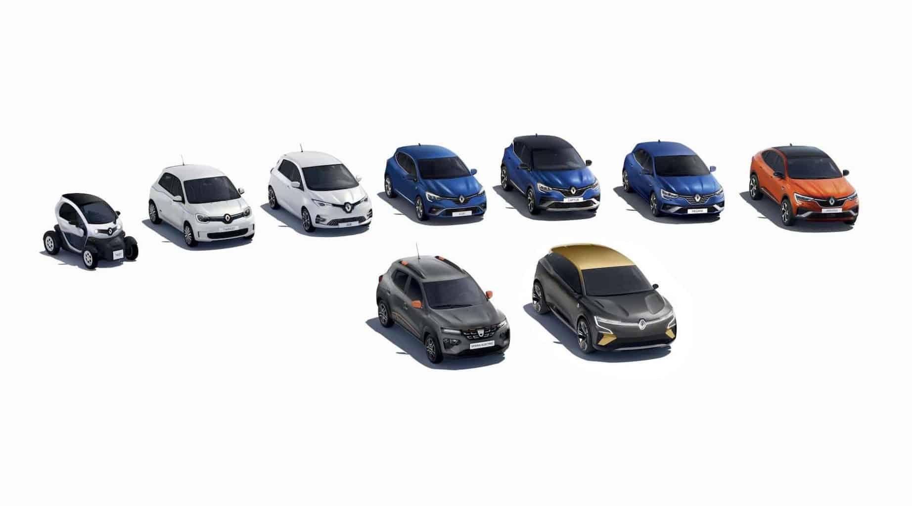 Wie Renault seine neue Elektro-Offensive einläutet | Elektroauto-News.net