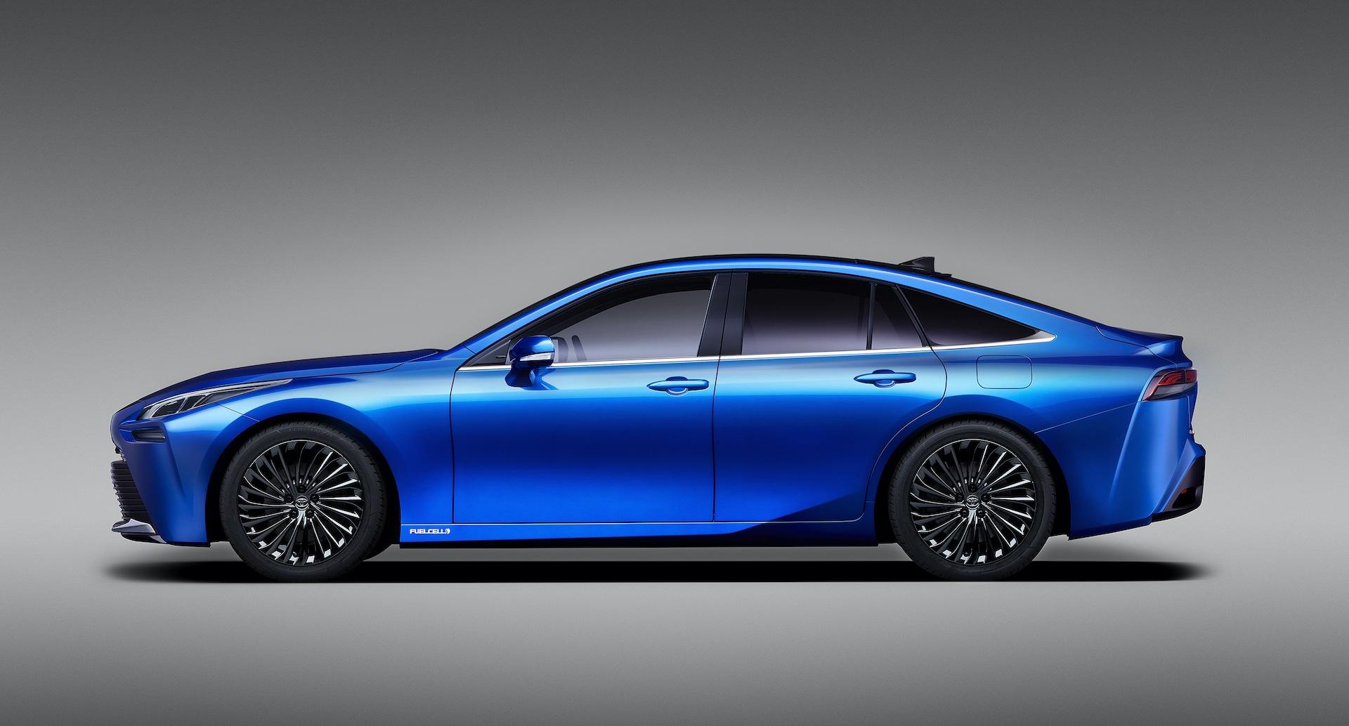 Toyota-Mirai-Wasserstoff-Brennstoffzelle