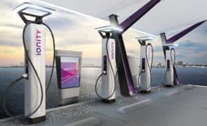 Ford-Kunden können an IONITY-Ladestationen für 0,31 Euro/kWh laden