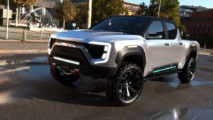 Nikola könnte bei GM-Abkehr vom Wasserstoff Elektro-Pickup Badger Abschied nehmen