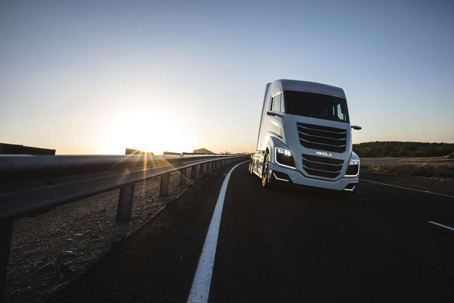 Wie Nikola im emissionsfreien Transport eine weltweite Führungsrolle übernehmen will