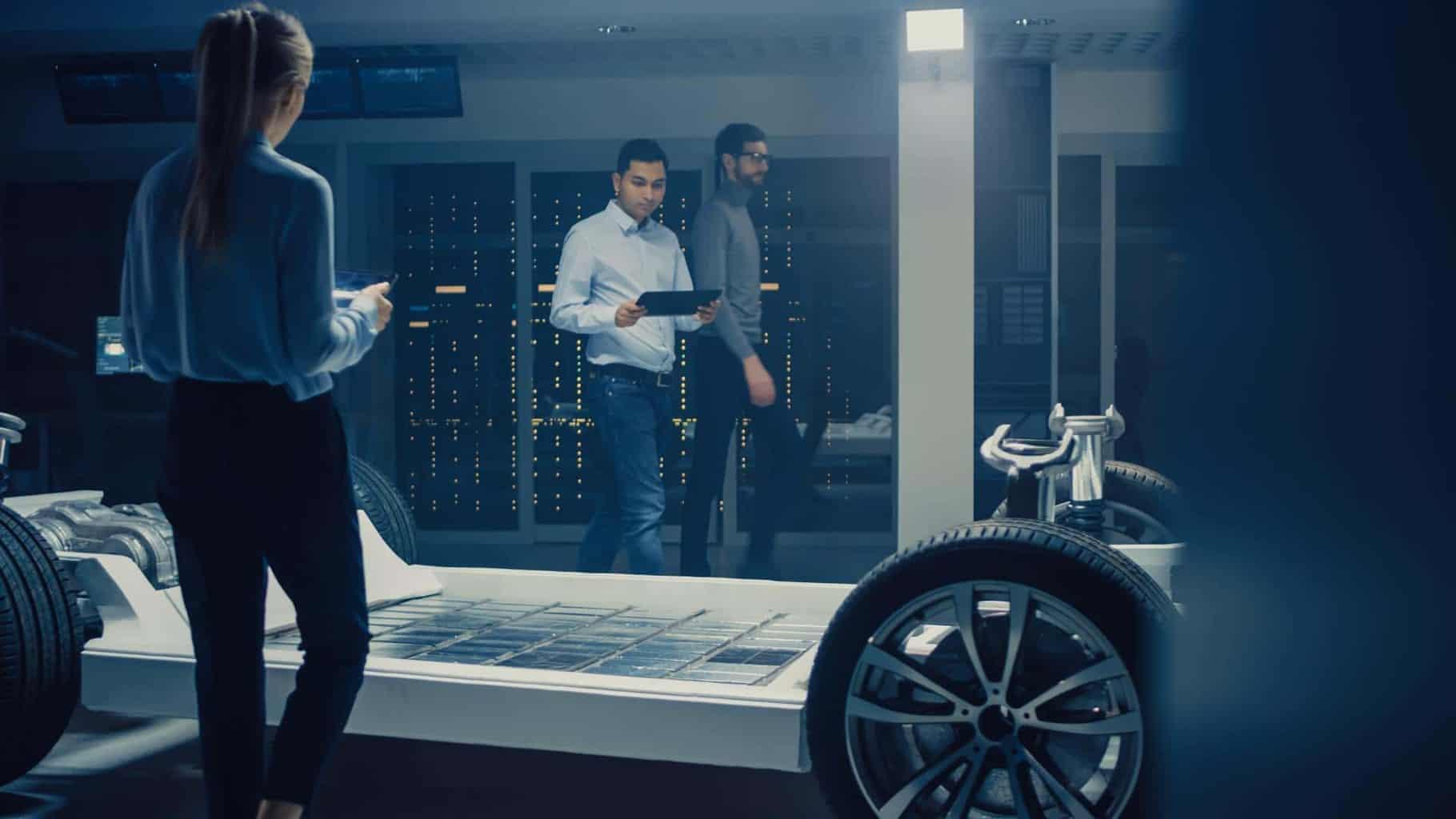 SK Innovation: Akku mit >800 km Reichweite mit 20 Minuten Schnellladung ab 2021