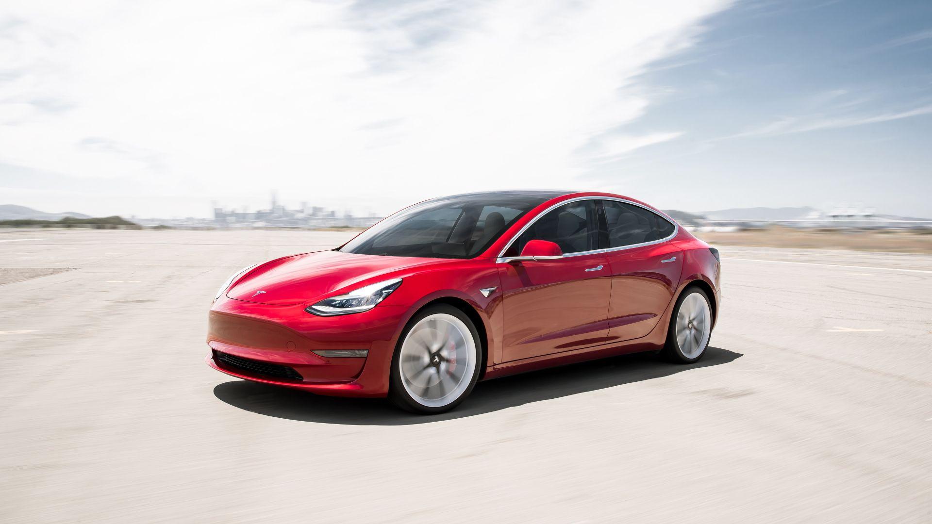 Tesla beginnt mit dem Export von Model 3 aus Gigafactory Shanghai