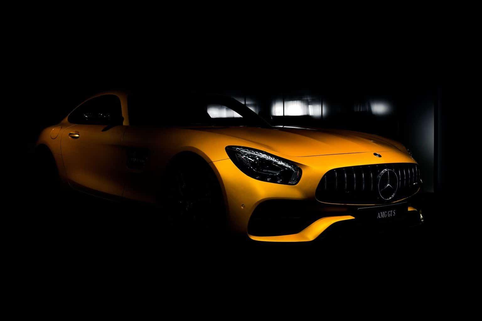 Mercedes AMG offenbart weitere Hinweise auf eigene Elektro-Plattform