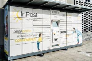 Der polnische Konkurrent der DHL InPost steigt um auf Elektrovans
