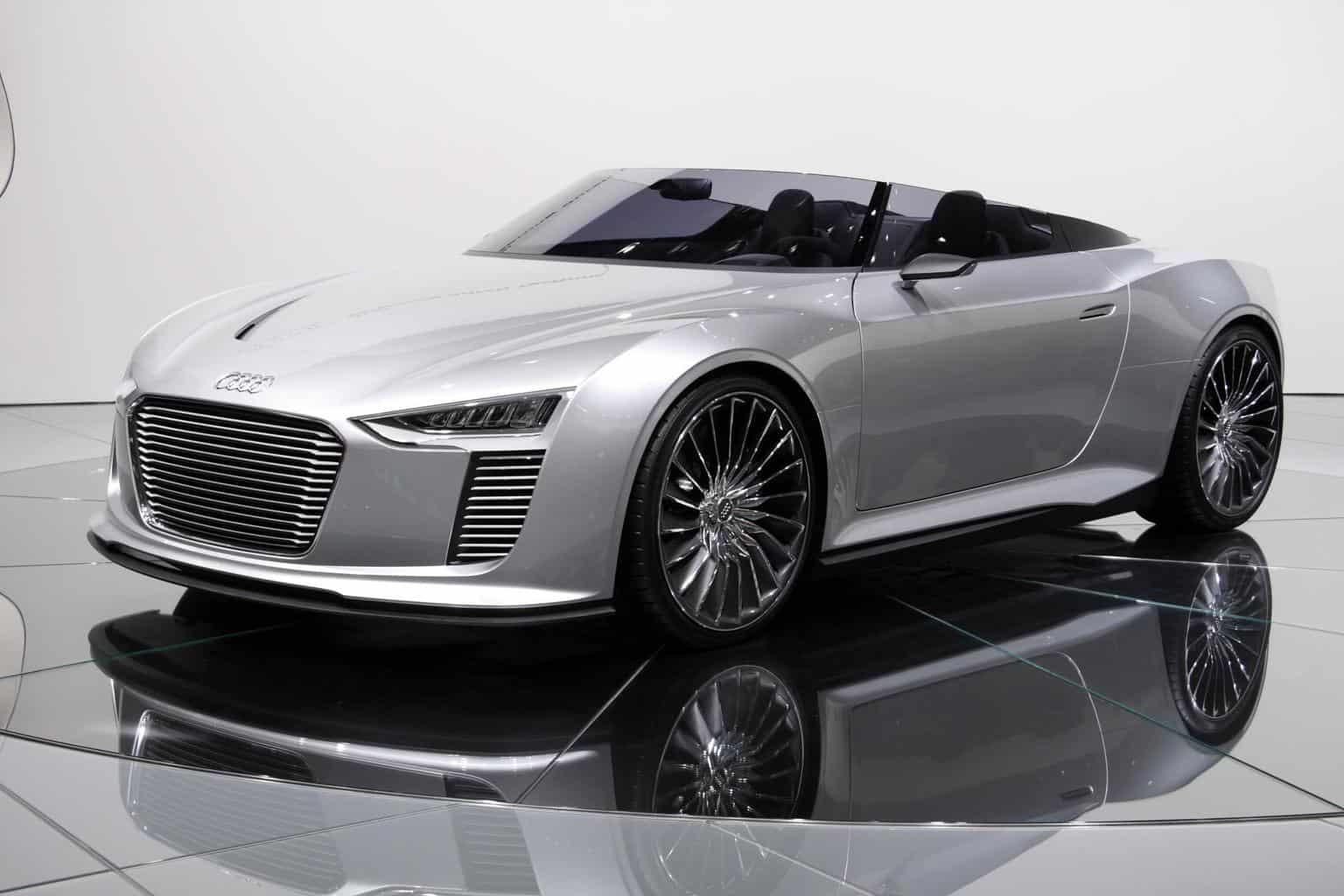 Audi soll neues Elektroauto-Joint-Venture in China planen