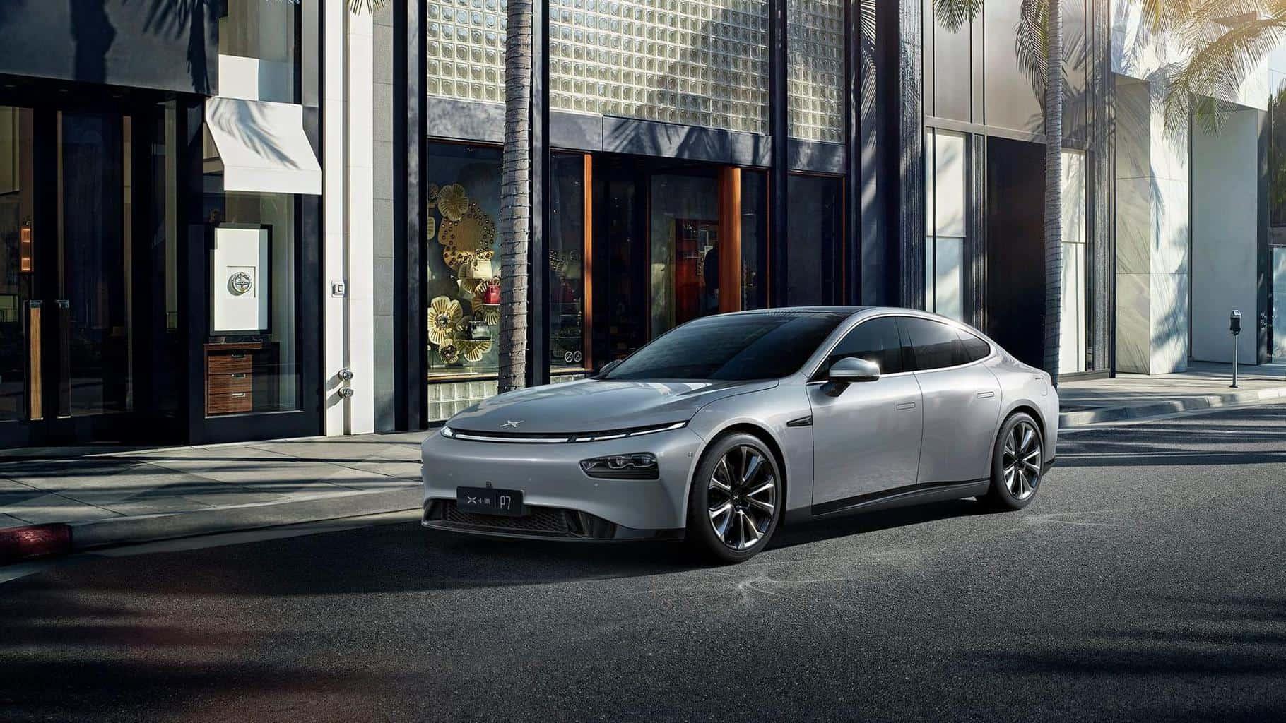 E-Auto-Start-up Xpeng steigert Umsatz und Börsenwert deutlich