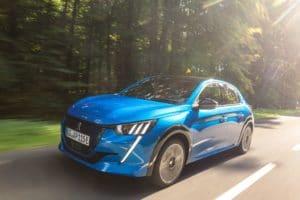 Nachfrage-Boom: Jeder Zweite Peugeot 208 als reines E-Auto verkauft