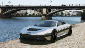 Zurück in die Zukunft mit dem vollelektrischen DeLorean 2021 Konzept