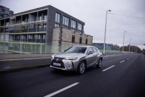 Fahreindrücke & Meinung zum Lexus UX 300e: Akku auf Zack