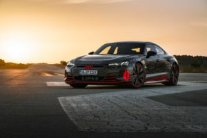 Meinung zum Audi RS e-tron GT: Vier Ringe – zwei Pole