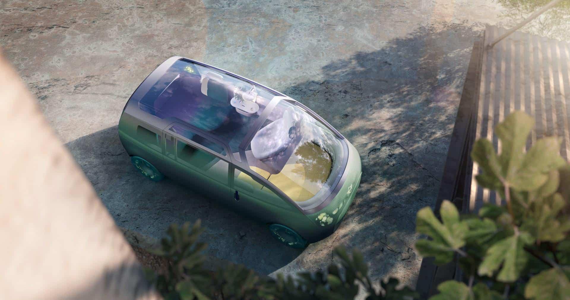 BMW-MINI-Elektroauto-Zukunft-Vision-Urbanaut-Dach