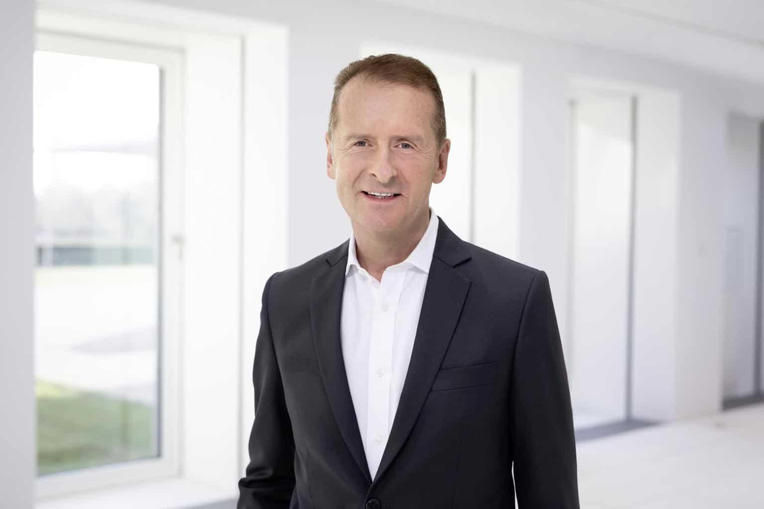 """VW-Chef Diess: Elektroautos im """"Mainstream"""" angekommen"""