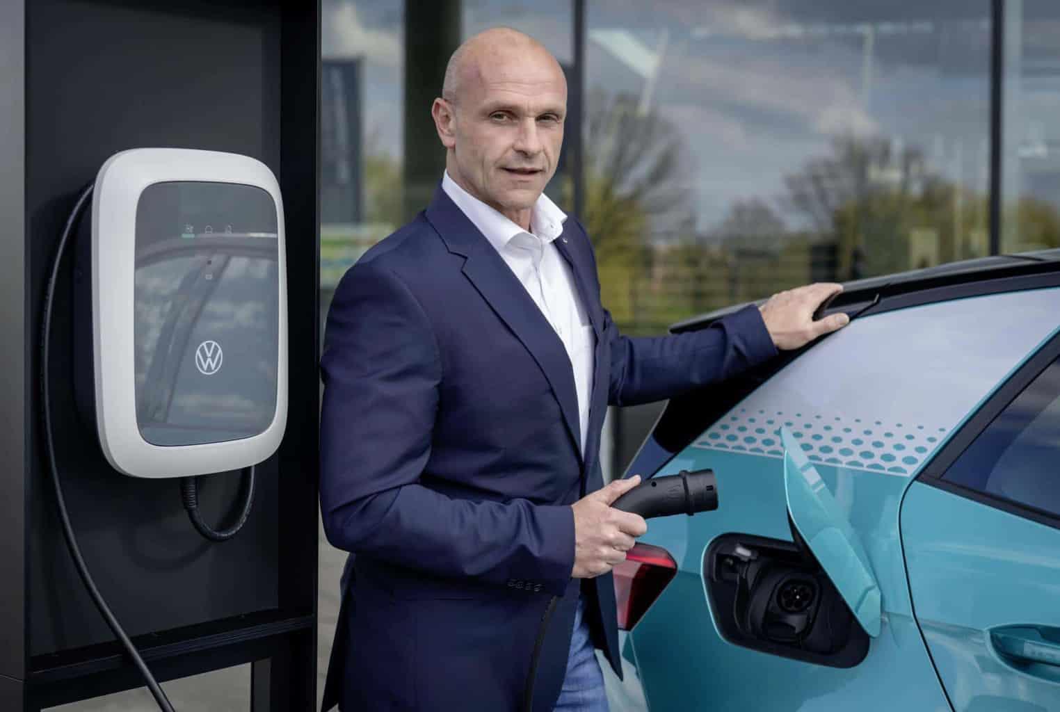 """VW-Vorstand: """"Brauchen in den nächsten fünf Jahren eine Verzehnfachung der Ladeinfrastruktur"""""""