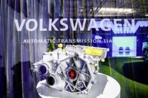 VWs E-Offensive in China schreitet mit Produktionsstart von E-Antrieben voran