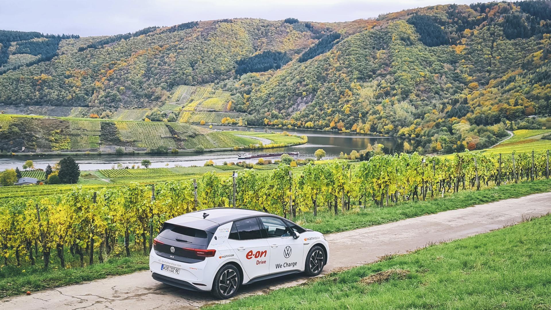 VW ID.3 Pro S-Deutschlandtour: Halbzeit-Fazit nach über 14.000 km