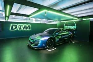 """DTM treibt vollelektrische Rennserie """"DTM Electric"""" weiter voran"""