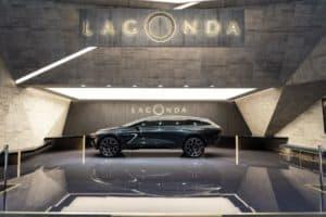Aston Martin hofft dank Daimler-Technik auf 20 Prozent Elektro-Anteil im Jahr 2024