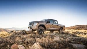 Nissan soll Pick-up Titan elektrifizieren wollen