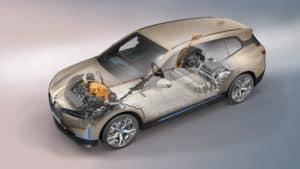 Hat BMW mit dem BMW iX seine reine E-Auto-Plattform bereits vorgestellt?