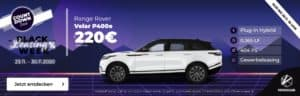 Vehiculum: Range Rover Velar Plug-In-Hybrid leasen ab 236,30 Euro/Monat [Gewerbe]