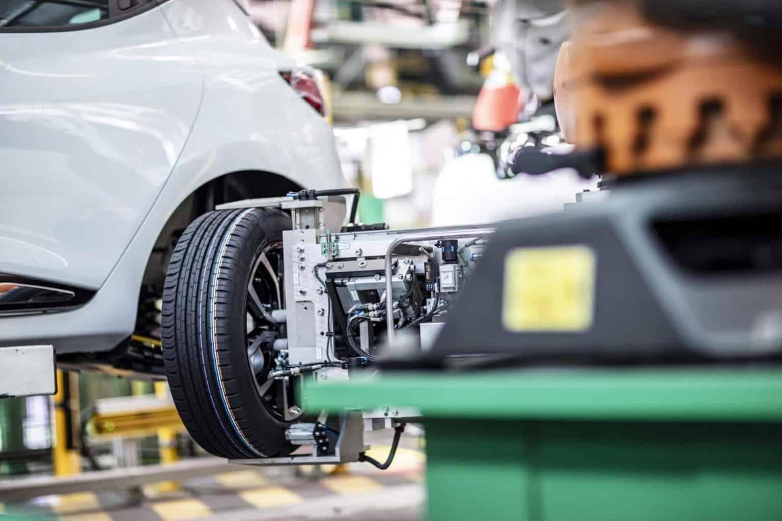 Renault-Werk-Flins-CO2-Kreislaufwirtschaft