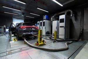 Seat-Elektromotor-Elektroauto-Testcenter