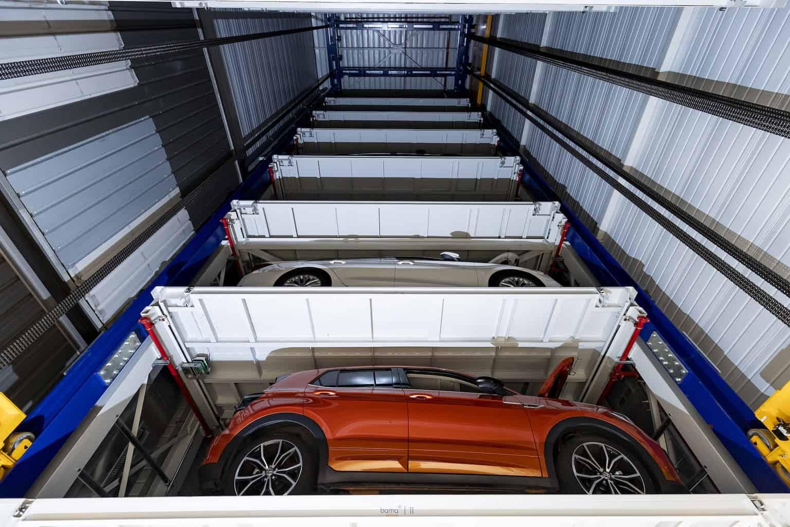 Seat-Elektromotor-Elektroauto-Testcenter-Prüfstand