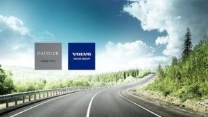 Volvo-Daimler-Brennstoffzelle-Wasserstoff