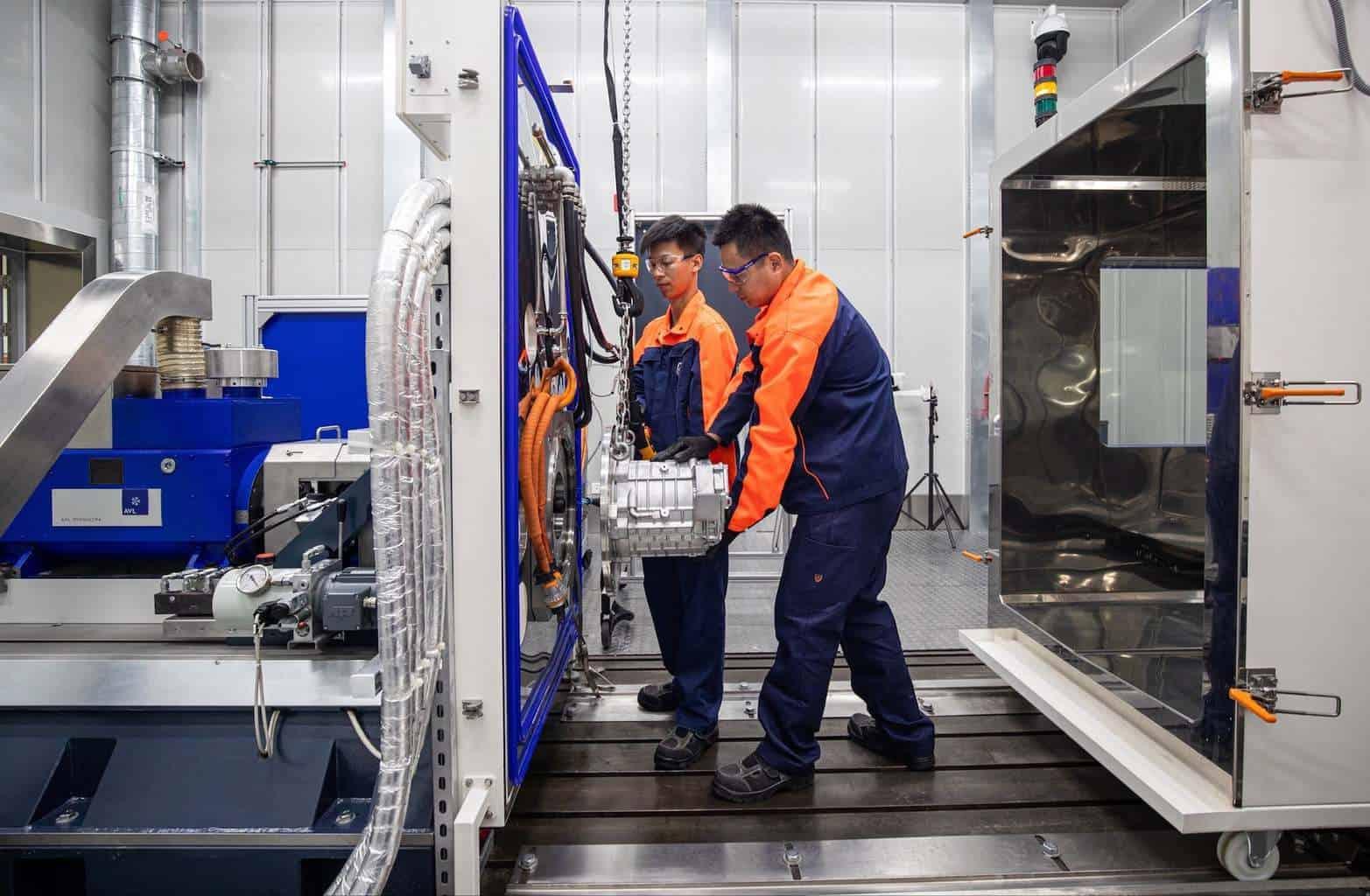 Volvo-Elektromotoren-Entwicklung-China