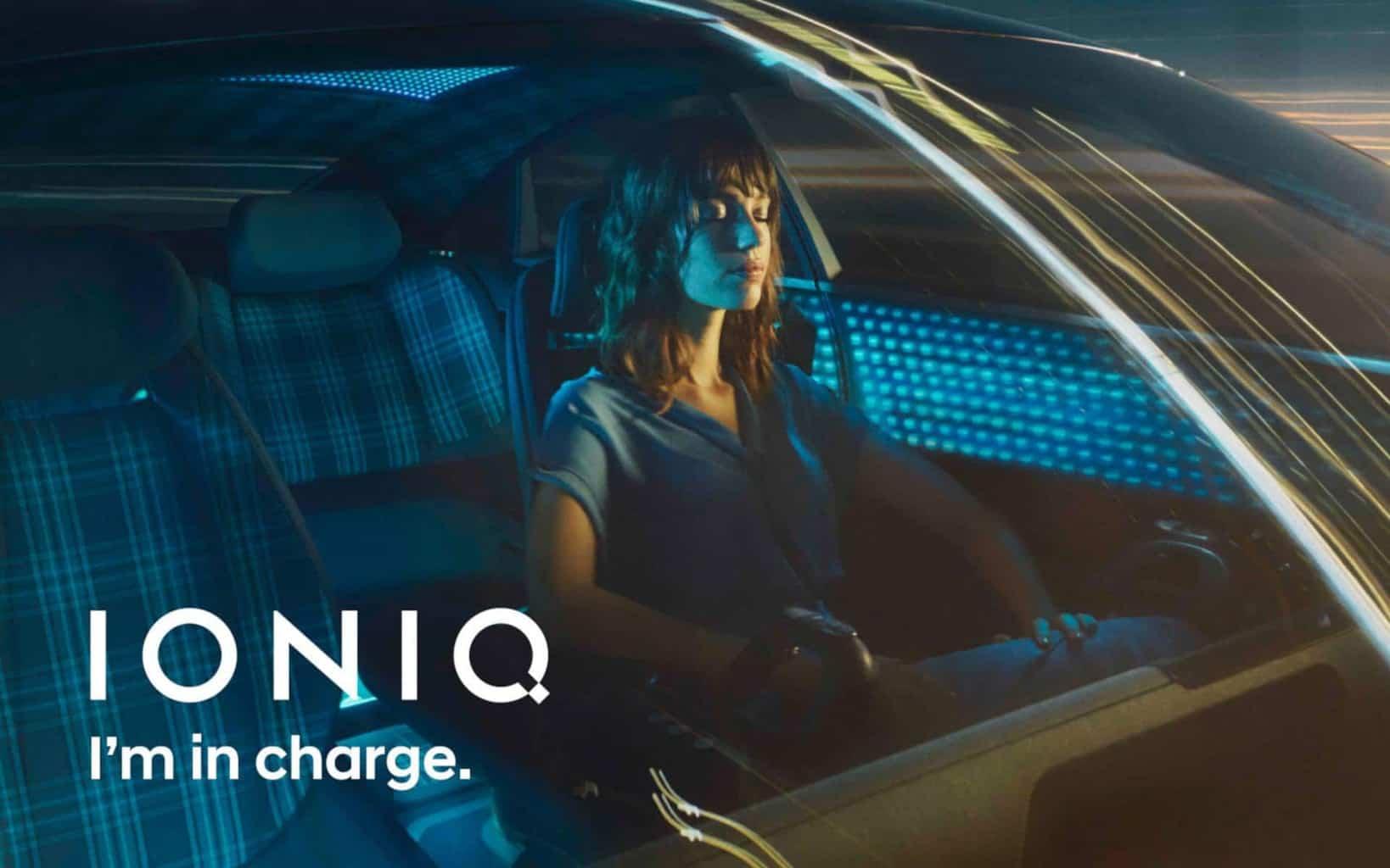 "Hyundai Marke IONIQ sieht sich in Verantwortung ""I'm in Charge"""
