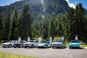 Hyundai nun offiziell Partner im Schnellladenetzwerk Ionity