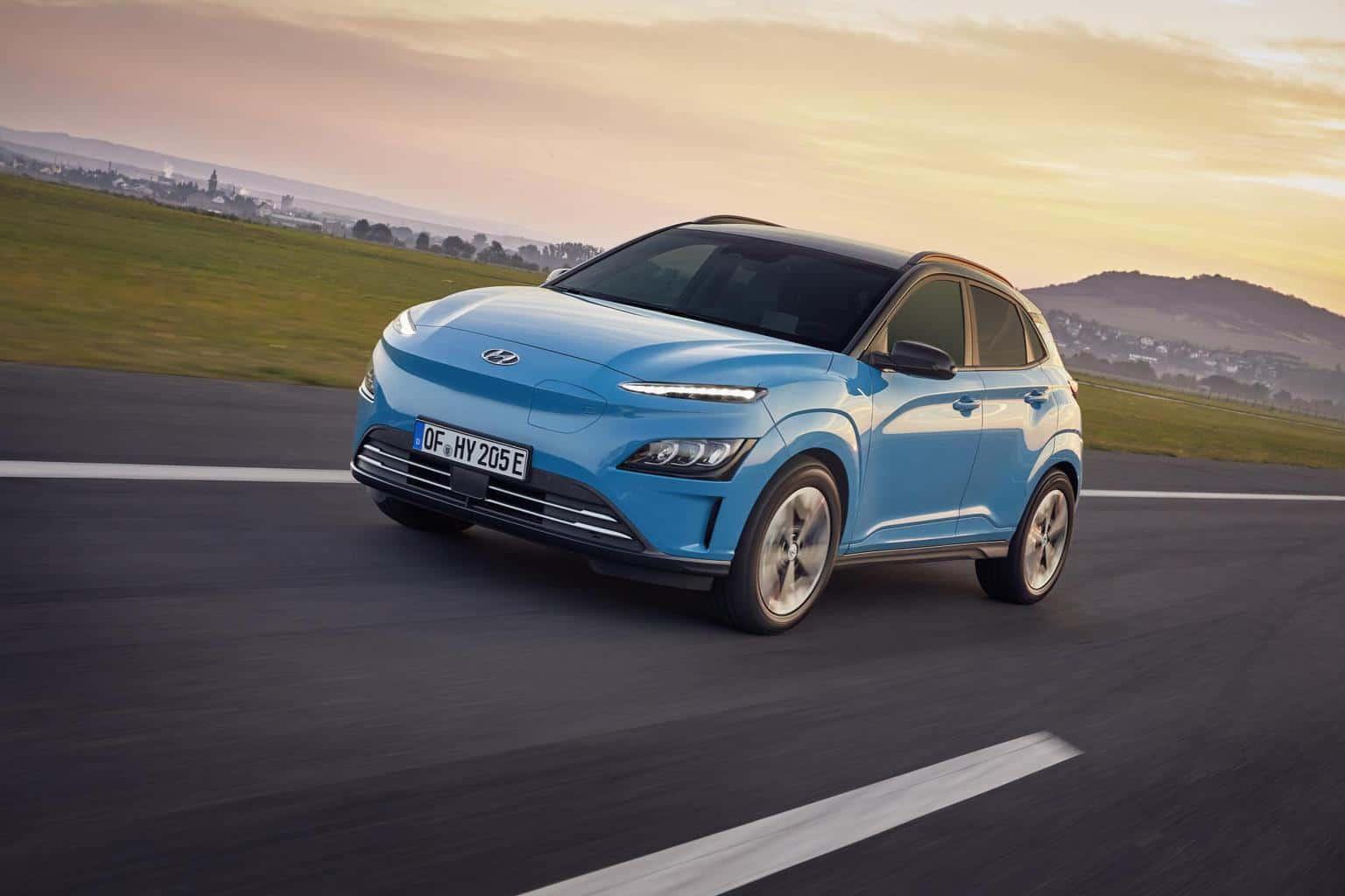 Hyundai stellt neuen Kona Elektro vor - Design steht im Mittelpunkt