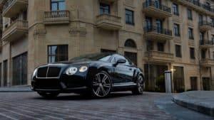 Bentley wird bis 2030 rein elektrisch